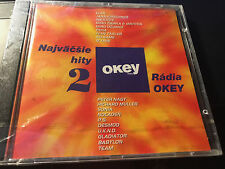 Najväčšie Hity Radia Okey 2 IMPORT cd SEALED Forza