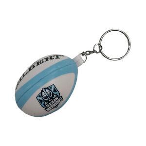 Glasgow Warriors Rugby Sponge Ball Keyring