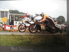 Photo Yamaha TZ (500cc) 1980 #33 Roel Toornstra (NED) RAM Races Raalte