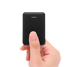 Ultra Slim Power Bank Dual USB External Battery Portable Charger For Cell Phone