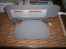 1997-2004 Nissan Pathfinder Oem Right / Pass. Side Sun Visor,Gray - Other Parts