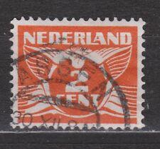 NVPH Netherlands Nederland 173 used TOP CANCEL ASSEN Vliegende duif 1926