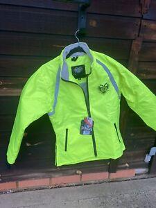 Rhinegold Hi Viz Jacket Size Small