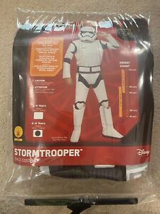 Star Wars Stormtrooper Child Character Costume (6-8yo/ 115-135cm)