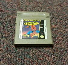 Amazing Spider-Man (Nintendo Game Boy, 1990)