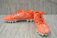 Nike Vapor Untouchable Low 917167-800 Football Cleats, Men's Size 11.5M, Orange