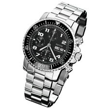 SWISS Epos Luxury Men's Watch Sport Stainless Steel Automatic Wrist Watch
