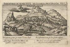 Archidona/Prov. Malaga/Spanien: Kupferstich Meisner/Fürst, ca. 1638-1678