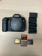 Canon EOS 5D Mark III 22.3MP Digital SLR Camera  BUNDLE with accessories !!!