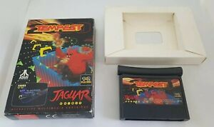 Atari Jaguar Tempest 2000 Game EXCELLENT CONDITION FAST FREE UK TRACKED POST