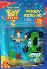 """Disney Toy Story 2 Woody 3.5"""" Rides R/C New Factory Sealed 2000"""