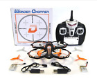 RC Stunt Drone Quadcopter w/ 360 Flip Crash Proof 2.4GHz 4 CH 3 Blade Propellers