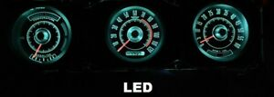 68-69 Ford Torino Ranchero Fairlane Gauge Cluster LED Upgrade Kit