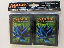 Magic MTG Black Lotus Ultra Pro Sleeves 80 Count Factory Sealed