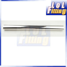 "2.5"" (63mm) STRAIGHT INTERCOOLER PIPING STAINLESS STEEL MANDREL BEND L=610MM"