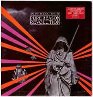 PURE REASON REVOLUTION An Introduction To… Promo CD EP 5 Tracks – U.K. Prog