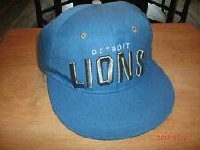NFL Detroit Lions Budweiser Vintage Rare Hat Cap NWOT Free Shipping!