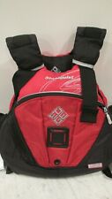 Stohlquist Edge PFD/Life Jacket SM/MD - red