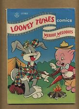 Looney Tunes and Merrie Melodies 59 (GVG) Dell Comics 1946 Golden Age (c#12500)