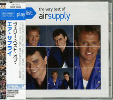 AIR SUPPLY-PLAYLIST: THE VERY BEST OF AIR SUPPLY-JAPAN CD C25