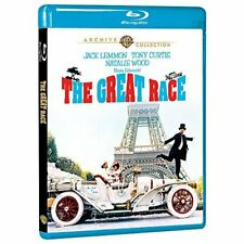 `Great Race, The (bd)` (US IMPORT) Blu-Ray NEW