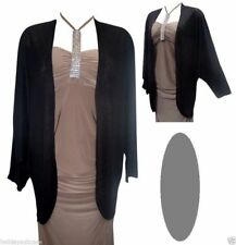 3/4 Sleeve Hip Length Jumper/Cardigan Plus Size for Women