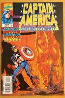 CAPTAIN AMERICA #11 Sentinel of Liberty (1999 MARVEL Comics) ~ VF/NM Book