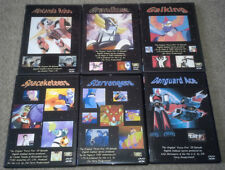 Mecha anime Danguard Ace Gaiking Grendizer Spaceketeers Starvengers Mekanda Robo