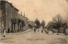 CPA  Stenay - Route de Baalon   (178701)