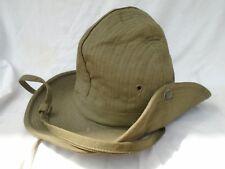 No ww2 chapeau de brousse M 49 armée française Indochine Algérie jamais portè