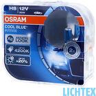 H8 OSRAM Cool Blue Intense Stylischer Look Scheinwerfer Lampe DUO-Pack-Box NEU