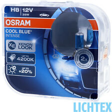 H8 OSRAM Cool Blue Intense Stylischer Look Scheinwerfer Lampe DUO-Pack-Box NEU