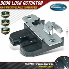Door Lock Actuator Rear Boot Tailgate for VW Polo 9N_ Caddy MK 3 Golf MK 4 Bora