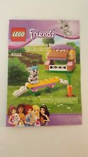 Lego Friends Bunny's Hutch (41022) - 100% Complete!