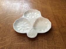 Wedgwood Countryware bone china clover shaped candy dish ca. 1960