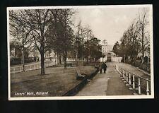 Gloucestershire Glos REDLAND Lovers Walk Used 1942 PPC