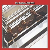 THE BEATLES 1962 - 1966 (RED SLEEVE) 2 x 180gm Vinyl LP REMASTERED NEW & SEALED