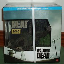 THE WALKING DEAD-4º TEMPORADA COMPLETA-5 BLU-RAY+5 DVD+FIGURA LIMITADA-NUEVO