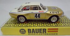 BAUER ALFA ROMEO GT Am 24 HRS SPA 1971 KENT LIVERY DASH T-JET CHASSIS AURORA