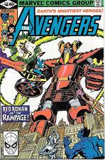 The Avengers Comic Book #198, Marvel Comics Group 1980 NEAR MINT
