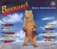 Bärenstark-Dino's Deutsche Hits (1992) Kristina Bach, Flippers, Sommerw.. [2 CD]