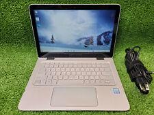 "HP Spectre x360 13-4103dx 13.3"" Intel  i7-6500U 2.59GHz 8GB Ram 256GB SSD"