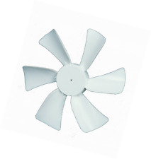 RV Camper Roof Bathroom Vent Fan 6 Blade Replacement For Ventline 12 Volt 6""