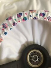 Little Cups cakes Steering Wheel Cover