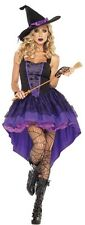 WOMENS PLUS WITCH COSTUME 1X SEXY DELUXE HALLOWEEN PARTY XL 14 16 CUTE NEW DEAL