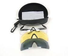 Arsenik Panther Combat Glasses and Replacement Lenses Elite Italian Military Kit