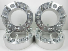 "4 Pc Ford F250 F350 88-1998 8 Lug Wheel Spacers| 8x6.5 | 2"" inch 