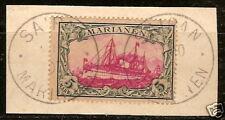 German Colonies,  Mariana Islands 1901  Scott no. 29