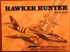Squadron HAWKER HUNTER In Action detail NEW book 1/72 1/48 1/32 OOP
