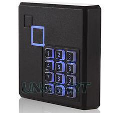 Security Entry RFID EM ID Card Access Control Keypad Reader 125KHz Wiegand 26